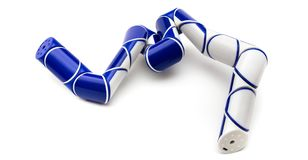 Snake toy puzzle Royalty Free Stock Photography