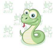 Snake Year Stock Images
