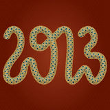 Snakes2013 Royalty Free Stock Photography