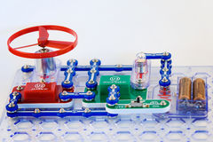 Snap Circuits Royalty Free Stock Photos