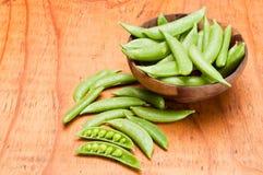 Snap Peas Stock Photos