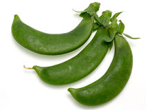 Snap peas Stock Photography