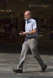 Snap portrait of a senior man Royalty Free Stock Photo