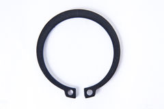Snap Ring - Car Parts Stock Image