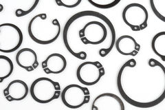 Snap-rings Stock Photography