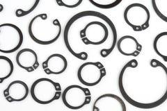 Snap-rings stock fotografie