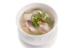Snapper fish tomyam Stock Photography