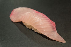 Snapper Sushi Royalty Free Stock Photography