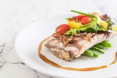 snapper vissenlapje vlees Royalty-vrije Stock Afbeeldingen