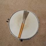 Snare Drum Royalty Free Stock Photo
