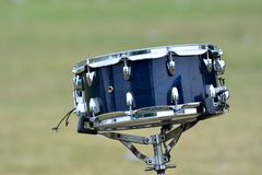 Snare drum outdoors Royalty Free Stock Images