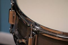 Snare drum rim Stock Image