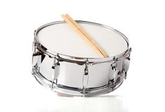 Free Snare Drum Set With Sticks Stock Image - 6826621