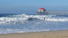 Snata Monica, CA zdjęcia royalty free