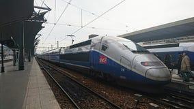 Sncf Gare de Lyon Royalty Free Stock Photography
