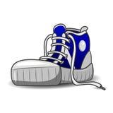 sneaker ελεύθερη απεικόνιση δικαιώματος