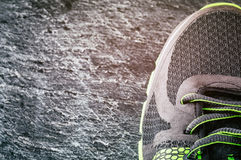 Sneaker closeup Royalty Free Stock Photo
