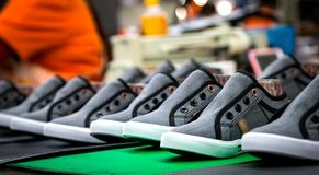Sneaker shoe Royalty Free Stock Images