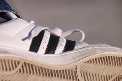 Sneaker Sole Royalty Free Stock Photography