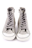 Sneakers. Isolated on a white background Stock Images