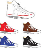 sneakers Obrazy Royalty Free
