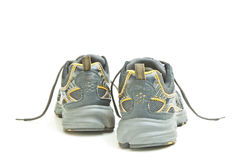 Sneakers isolated on white Royalty Free Stock Photo