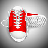 Sneakers. Royalty Free Stock Photo