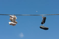 Sneakers Royalty Free Stock Image