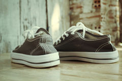 Sneakers vintage Stock Photography