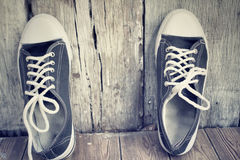 Sneakers vintage Stock Images