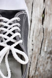 Sneakers vintage Royalty Free Stock Images