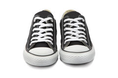 Sneakers on White Background Stock Photo