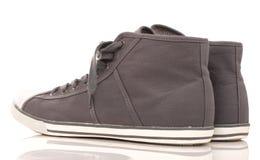 sneakers wysoki wierzchołek Zdjęcie Royalty Free
