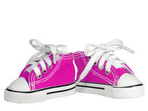 sneakerses dwa Obraz Stock