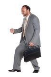 Sneaky businessman Royalty Free Stock Photos