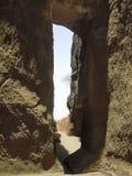 sned forntida aurangabad 26 27 backen för grottagrottaelloraen som hinduiska india nära nummer ut vaggar fasta tempel Royaltyfria Bilder