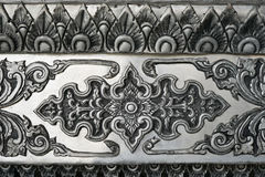Sned silverplattor Royaltyfri Bild