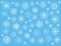 Sneeuw royalty-vrije illustratie