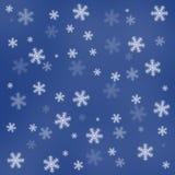 Sneeuw vector illustratie