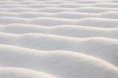 Sneeuw, de winter saison, Savoie, Areches, Fran Stock Fotografie