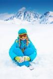 Sneeuw fairytale Royalty-vrije Stock Afbeelding