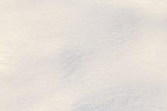 Sneeuw witte achtergrond Stock Afbeeldingen