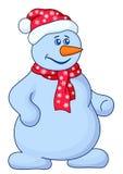 Sneeuwbal in een GLB Royalty-vrije Stock Foto's