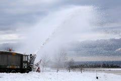 Sneeuwblazer Stock Afbeelding