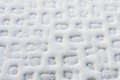 Sneeuwdekking Stock Foto's