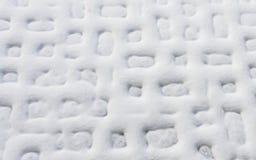 Sneeuwdekking Royalty-vrije Stock Fotografie