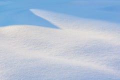 Sneeuwdetails royalty-vrije stock afbeeldingen
