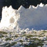 Sneeuwfort Stock Afbeeldingen