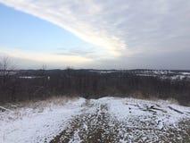 Sneeuwgebieden Royalty-vrije Stock Fotografie
