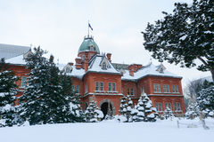 Sneeuwministerie Stock Afbeeldingen